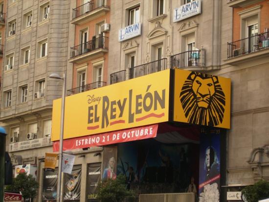 Il teatro di Madrid