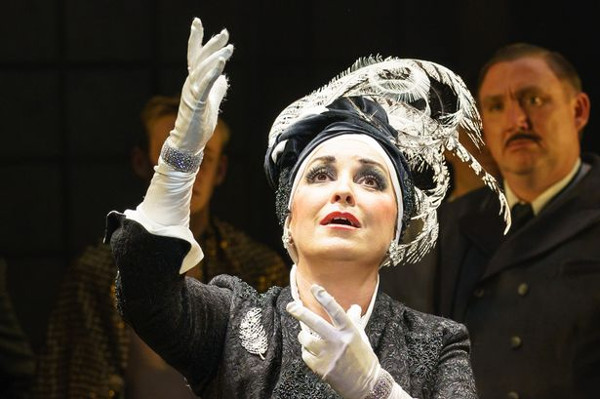 "Ria Jones è Norma Desmond in ""Sunset Boulevard"" a Trieste"