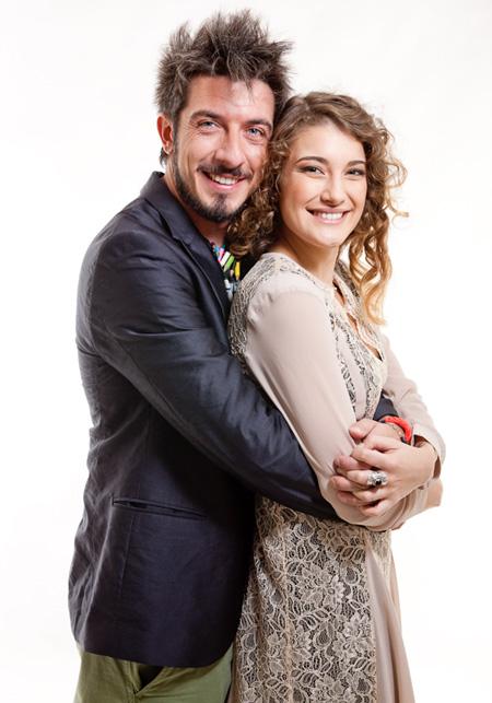 Paolo Ruffini e Beatrice Baldaccini
