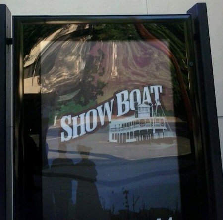 Show Boat a Sacramento