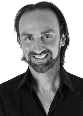 Il regista Sandro Querci