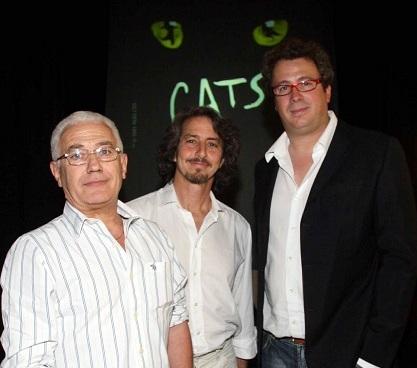 Saverio Marconi, Daniel Ezralow, Francesco Martini Coveri