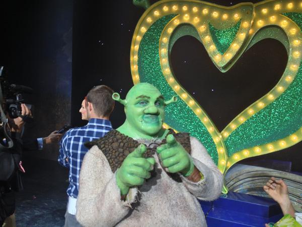 Nicolas Tenerani/Shrek