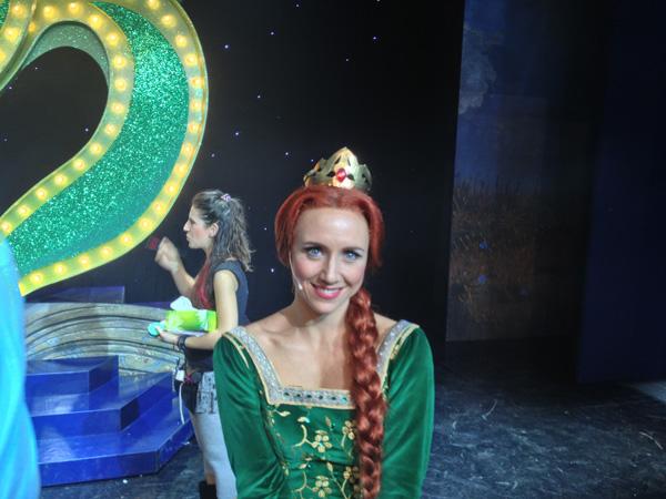 Alice Mistroni/Fiona