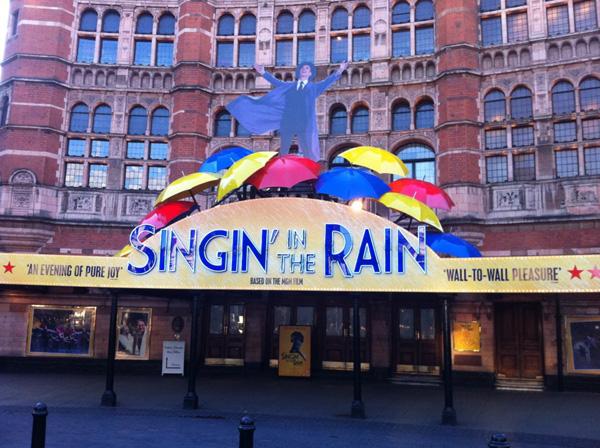 Il Palace Theatre di Londra