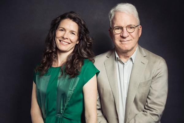 Edie Brickel e Steve Martin