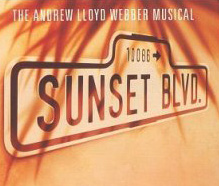 Il logo del musical 'Sunset Boulevard'