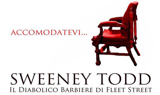 Sweeney Todd a Roma