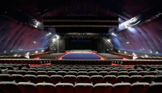 Il Teatro della Luna di Milano che ospiterà la quinta edizione di X Factor