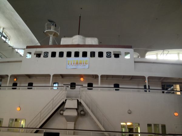 """Lo showcase di """"Titanic"""""""