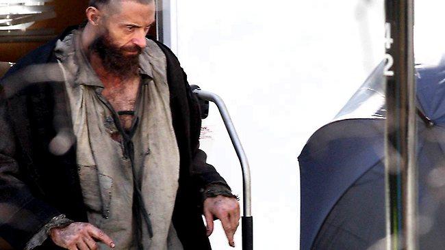 Hugh Jackman è Jean Valijean
