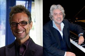 Gianfranco Vergoni e Riccardo Biseo