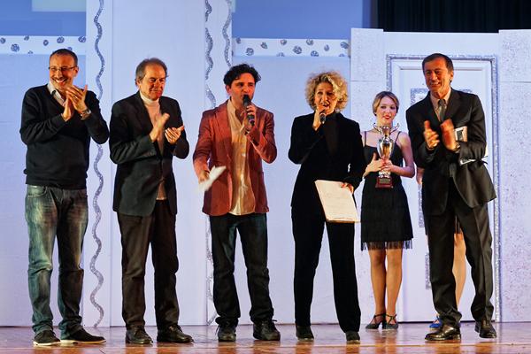La giuria dell'edizione 2013