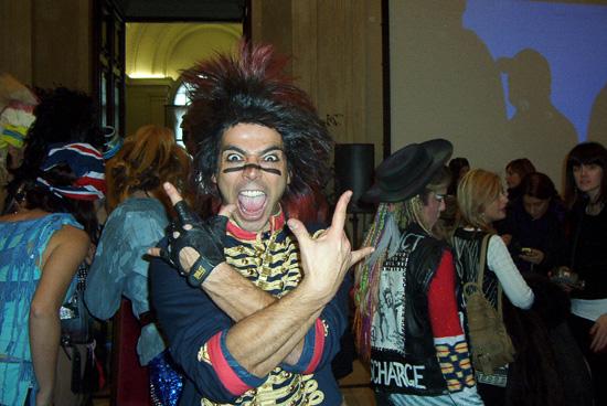 Il cast di We Will Rock You (Marco Bebbu)