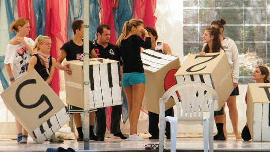 Borgo Spante - Musical Week