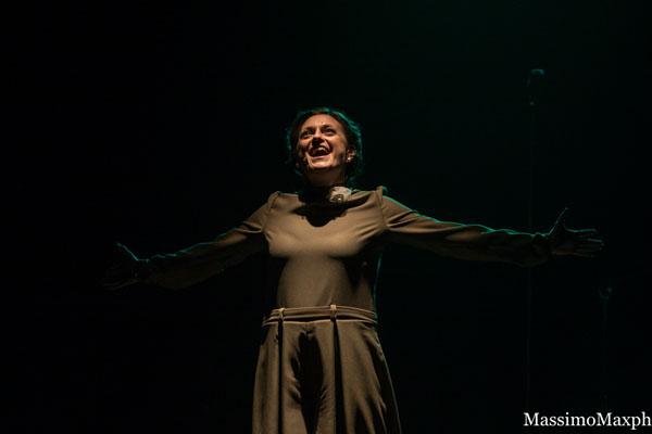 Floriana Monici è Edda Ciano