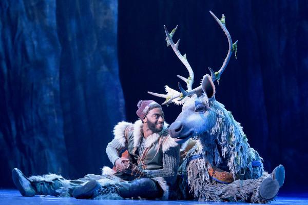Frozen - immagine di scena