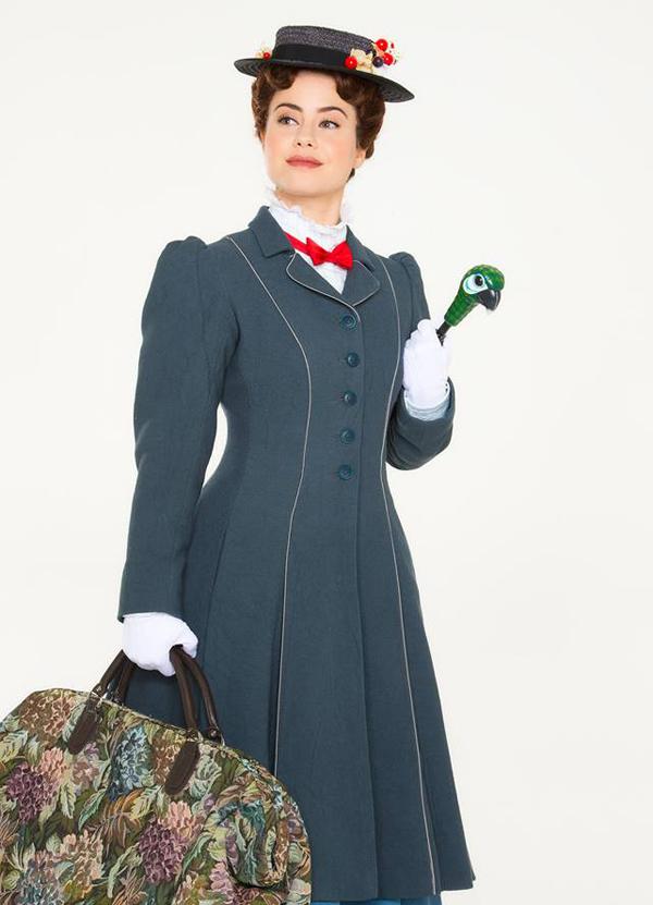 Giulia Fabbri sarà Mary Poppins