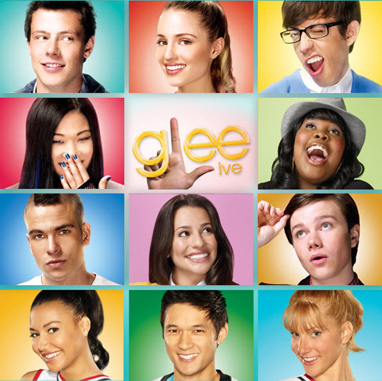 """Il cast di """"Glee"""" in tour"""