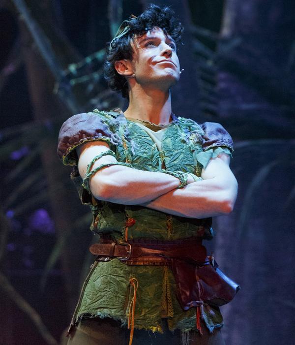 Giorgio Camandona è Peter Pan
