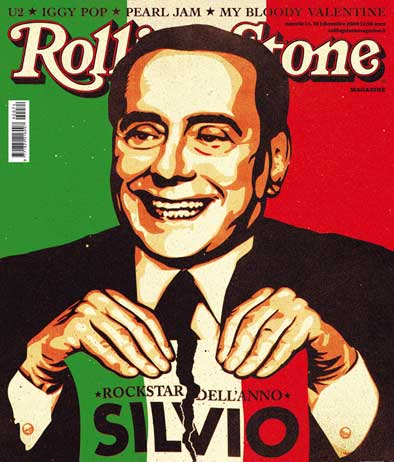 """La copertina di """"Rolling Stone"""""""