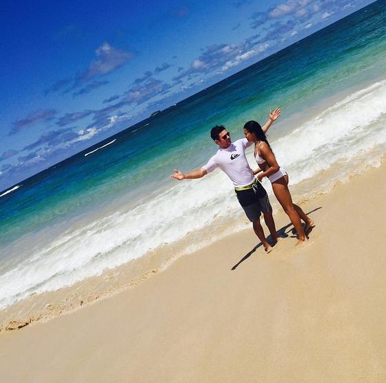 Zac e Sam alle Hawaii